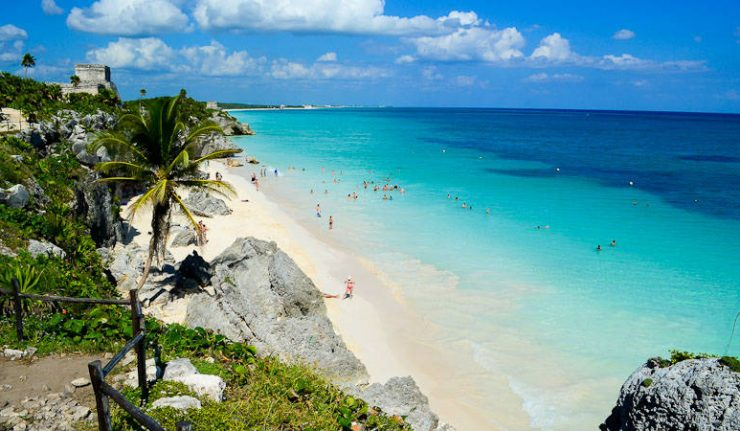 Cancun group tours