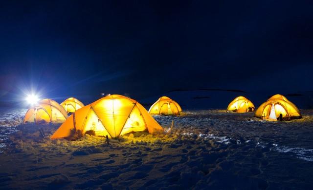 basecamp antarctica tours