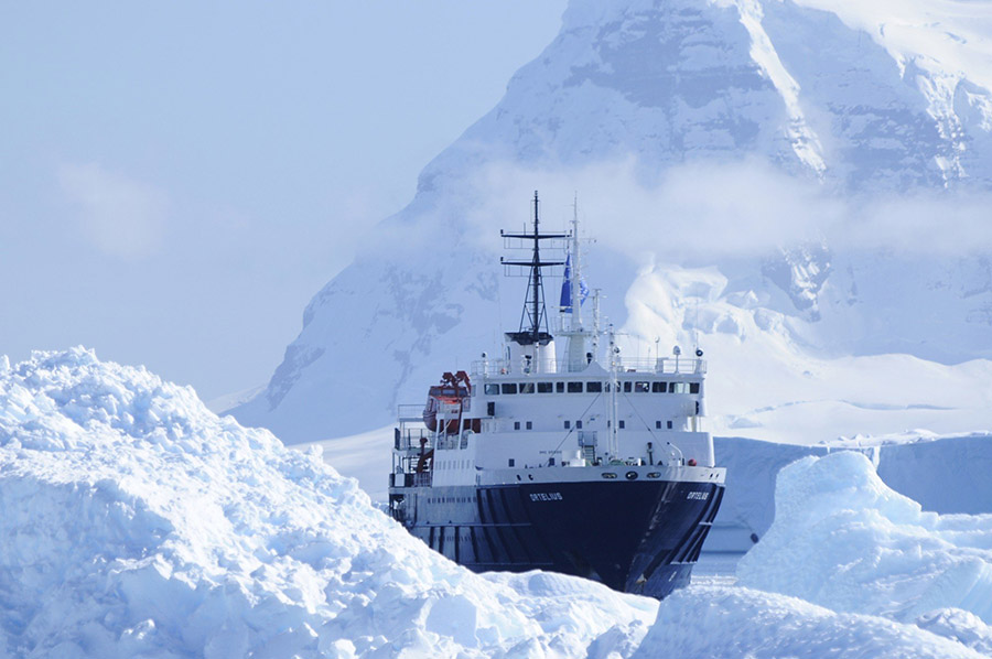 best icebreakers antarctica