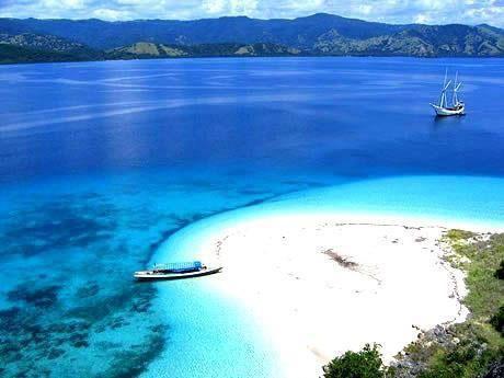 Gili best beaches