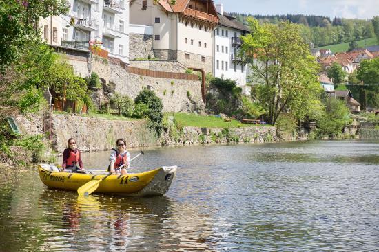 kayaking cesky k