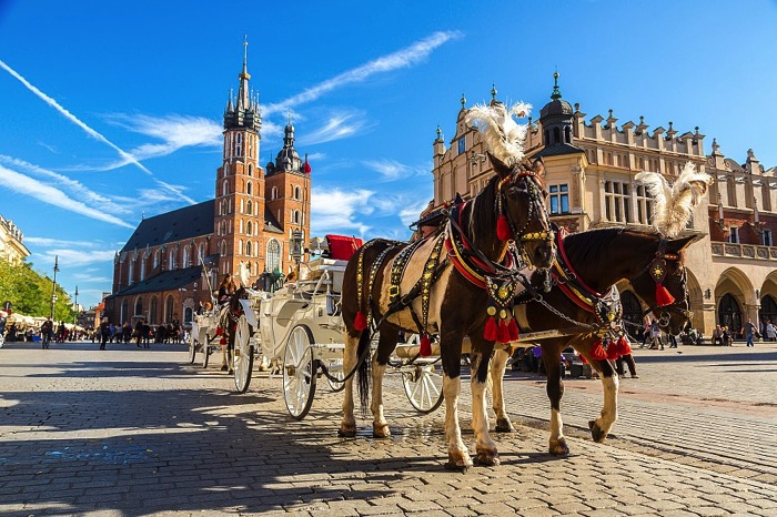 old town krakow tours