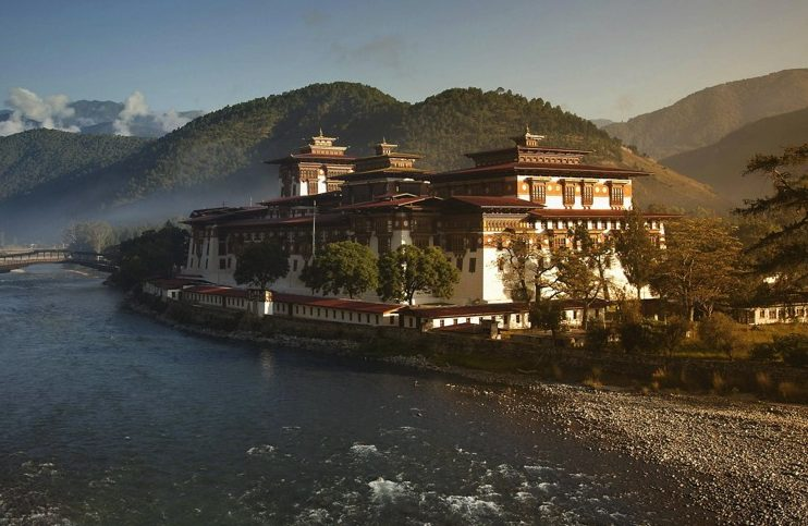 bhutan palace
