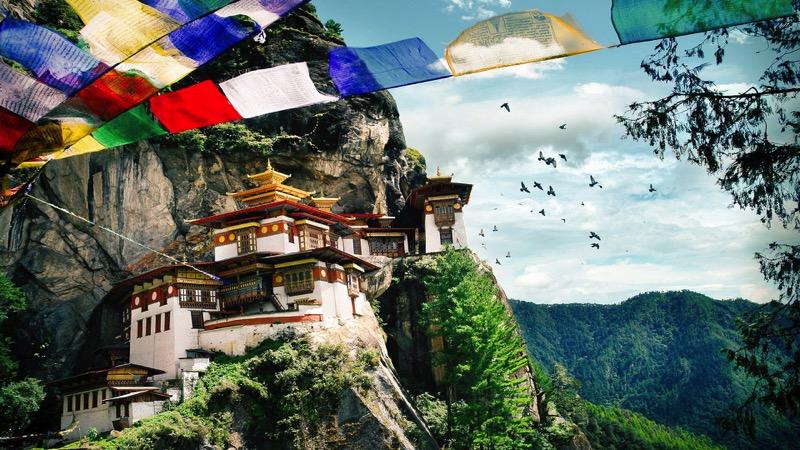 famous bhutan