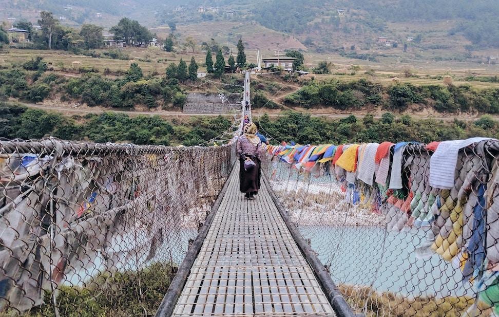 Nepal and Bhutan Group Tours