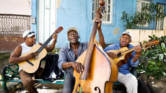 Trinidad music scene