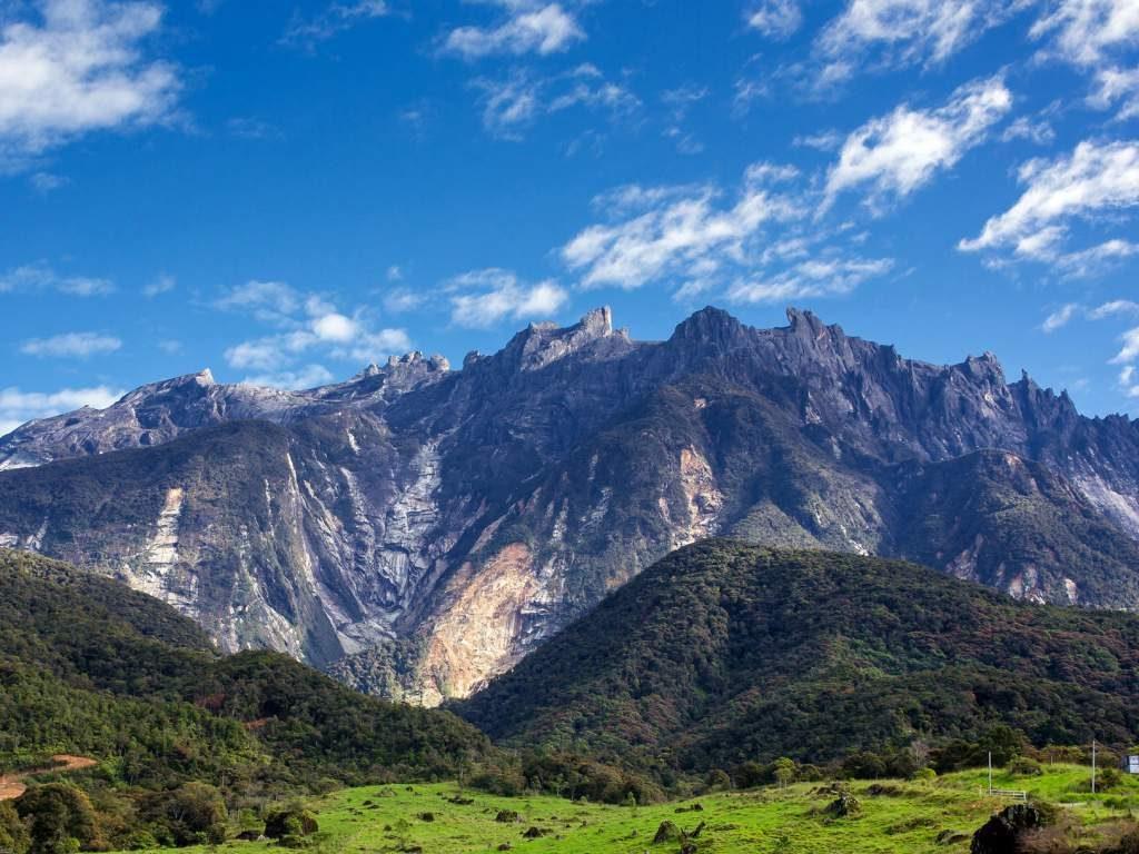 Kinabalu landscape photos