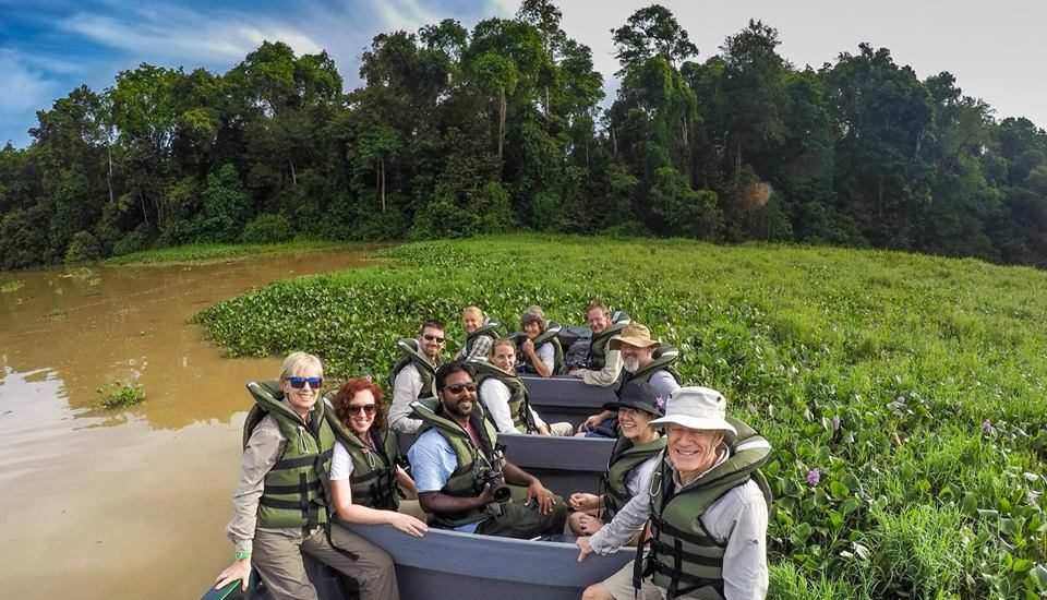 Kinabatangan small group river tours