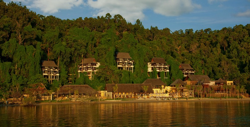 Gaya Island Best Resorts