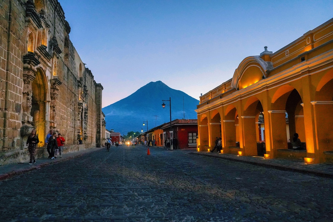 guatemala group tour